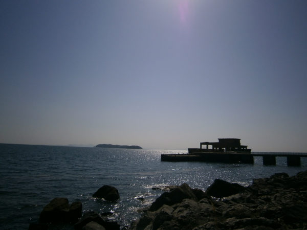人間魚雷回天と猫の島、大津島へ行ってきた