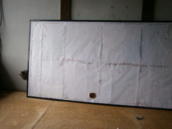 古民家暮らし。襖の補修をあきらめた話