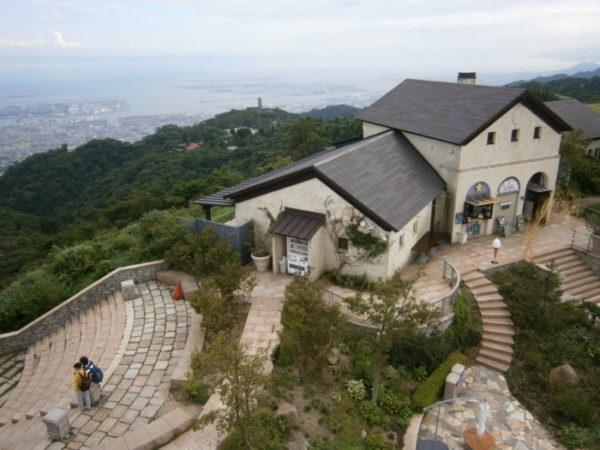 夏休みの家族でのお出かけは六甲山へo(^Ф∀Ф^)o