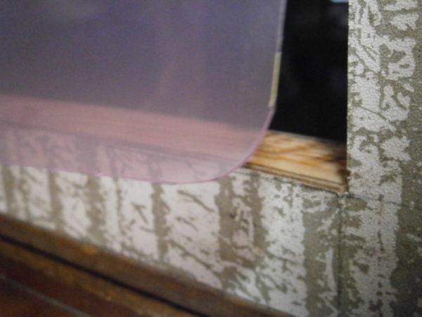 夢の猫ドアをDIYで自作o(^Ф∀Ф^)o