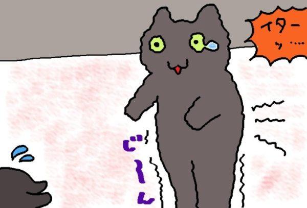 灰色猫ししゃもの逃避行④~もう若くない~