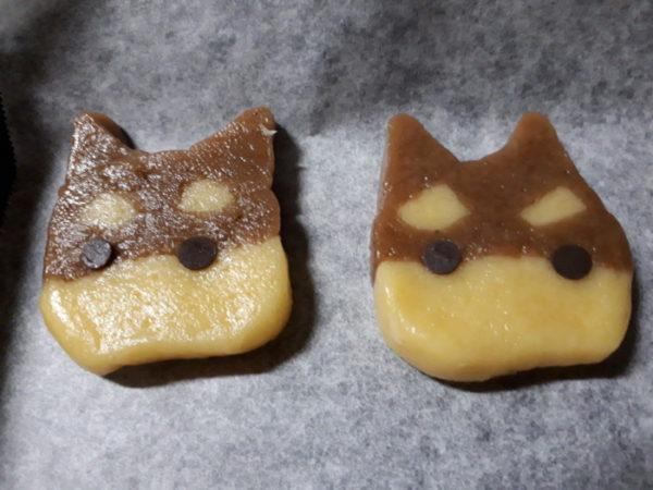 休日にクッキー焼いてみた【シュールなヒヨコのスノーボールクッキー】