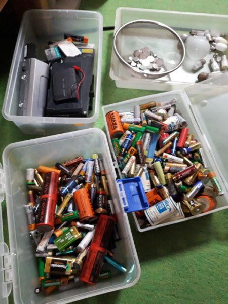 ゴミを遺すのもハラスメントだと思う。
