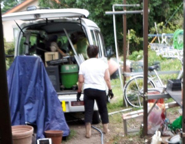 ゴミ屋敷な実家を40日かけて片付けたまとめ【その3・ゴミの処分⓵】
