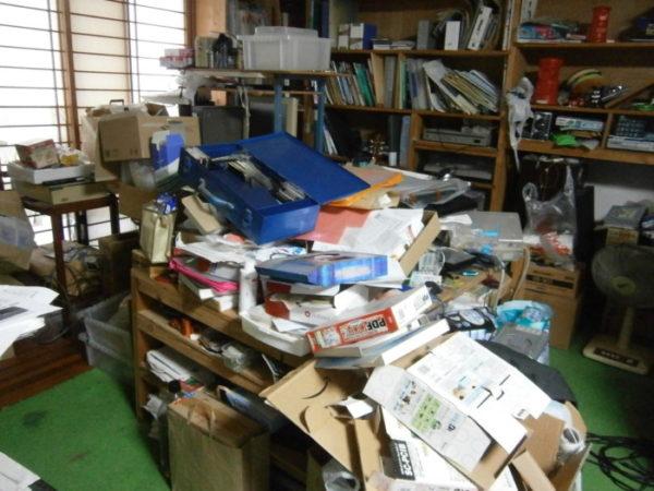 ゴミ屋敷な実家を40日かけて片付けたまとめ【その①・ゴミ屋敷の片付けの流れ】