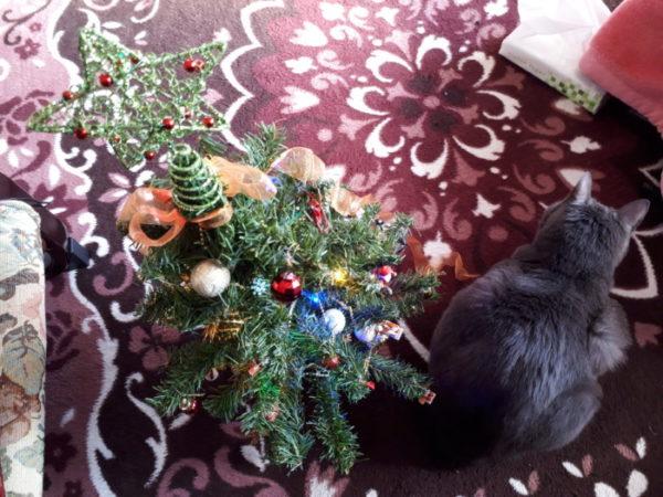 クリスマスツリーをセンス良く飾りたい。