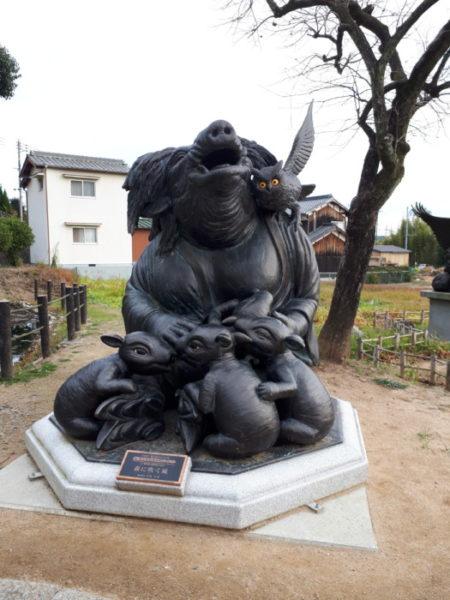 カッパに会いに福崎町に行ってみた