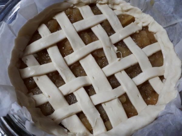 舞妓さんちのまかないさんのアップルパイ作ってみた