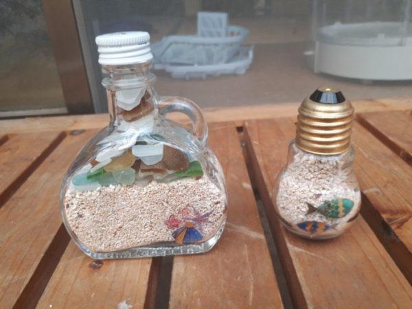 空き瓶をインテリア小物にリメイク【カルディの猫のワイン&ラムダーク】