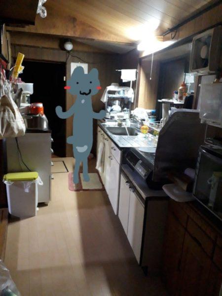 断捨離して生活を快適に・その2【狭い台所を何とかしたい】