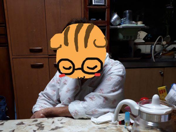 サビ猫しめじとぷこ母のお誕生日ヽ(●´ε`●)ノ&おばあちゃんの命日today