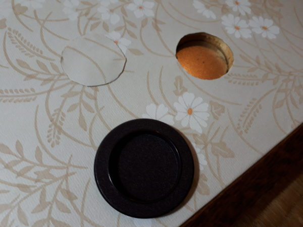 リベンジ(°▽°)b襖の張り替えやってみた【水で貼るふすま紙】DIY